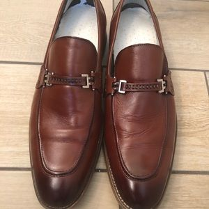 Men's size 13 Stacy Adams loafers like new